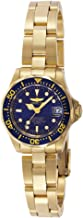 Invicta Women's 8944 Pro Diver Collection Gold-Tone Watch