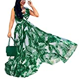 Women's Dress Sweet & Cute V-Neck Bell Sleeve Shift Dress Mini Dress Green