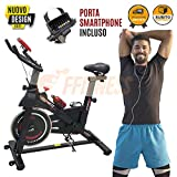 Zoom IMG-1 ffitness cyclette spin bike fit