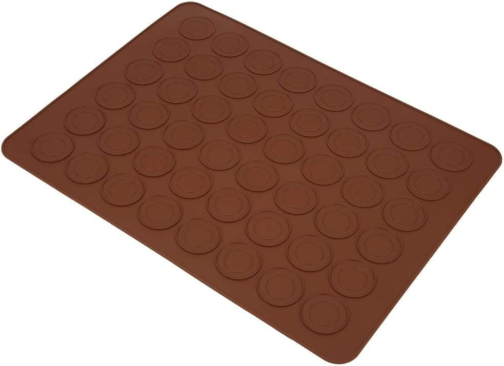 Jimfoty Silicone Mat Macaron Excellent Baking Ma Super special price Mold Kit