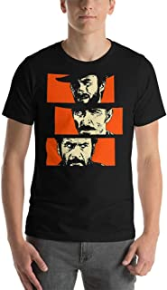 The Good, The Bad and The Ugly - Blondie and Tuco vs. Angel Eyes' Men Men's T-Shirt