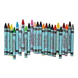 sharplace 24colores/set non-toxic ceras de incienso Kids Colorful Painting presente 8,7cm