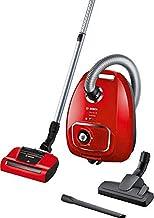 Bosch, Odkurzacz BGBS4PET1, czerwony