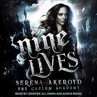 Page de couverture de Nine Lives
