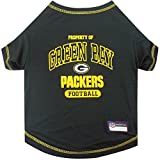 Pets First Green Bay Packers T-Shirt, Medium