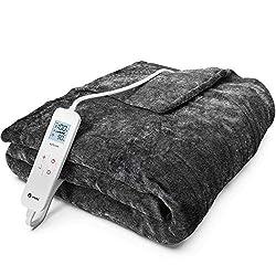 Image of Vremi Electric Blanket - 50...: Bestviewsreviews