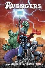 Les Avengers des terres perdues d'Ed Brisson