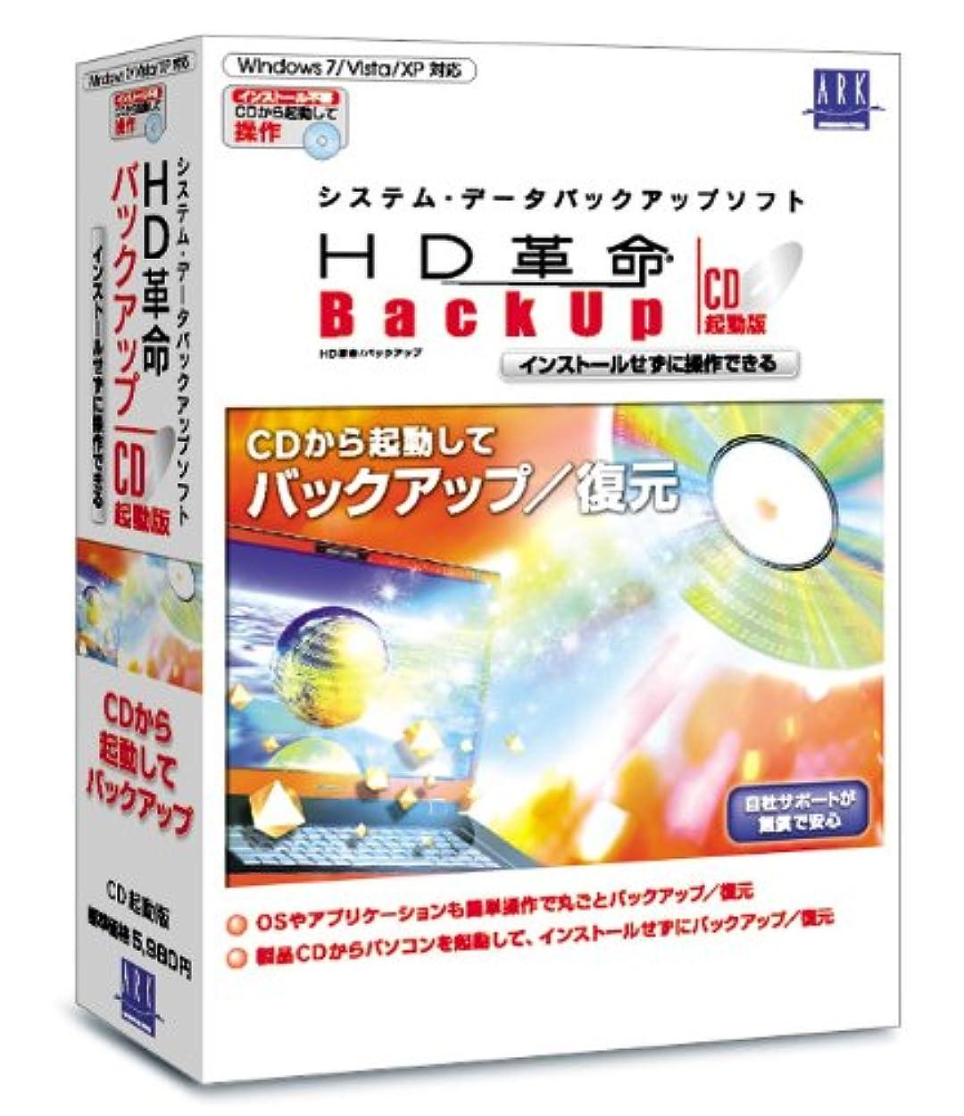 毎日科学インターネットHD革命/BackUp CD起動版