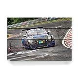 artboxONE Holzbild 60x40 cm Sport/Motorsport Rotek TT RS