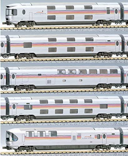 Series E26 [Cassiopeia] (Basic 6-Car Set) (Model Train)