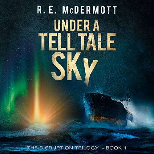 Under a Tell-Tale Sky audiobook cover art