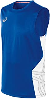 ASICS Men's Team Performance Volleyball Sleeveless Tee