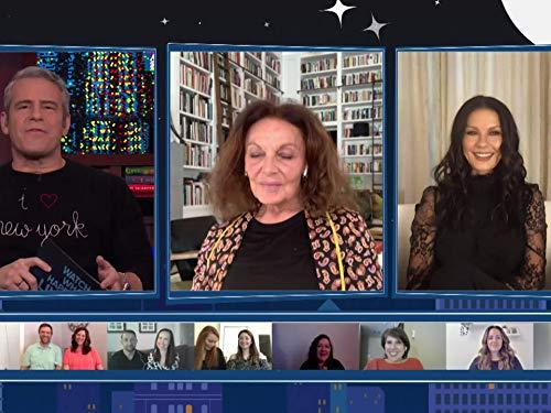 Diane von Furstenberg & Catherine Zeta-Jones