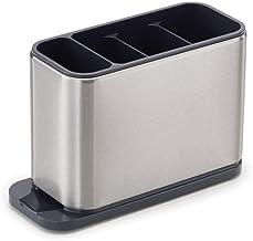 JOSEPH JOSEPH Surface Stainless Steel Cutlery Drainer, 1 EA