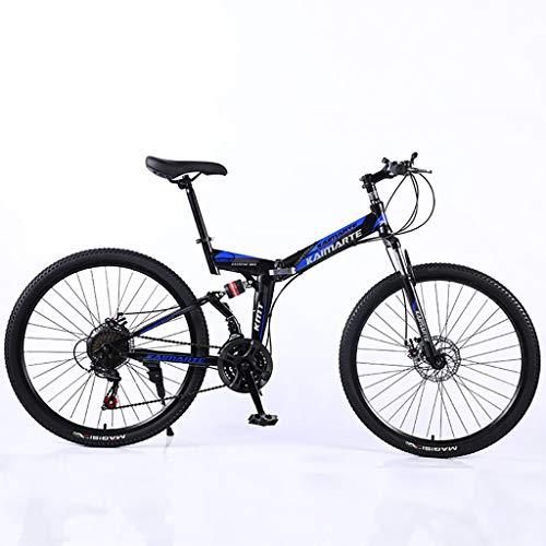 WY Vélo De Montagne Pliable 26 Pouces, Vélo De...