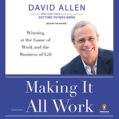 Making It All Work  cover art