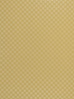 Daffodil Yellow Check Plaid Texture Plain Contemporary Modern Faux Leather Vinyl Upholstery decorative Upholstery Fabric by the yard