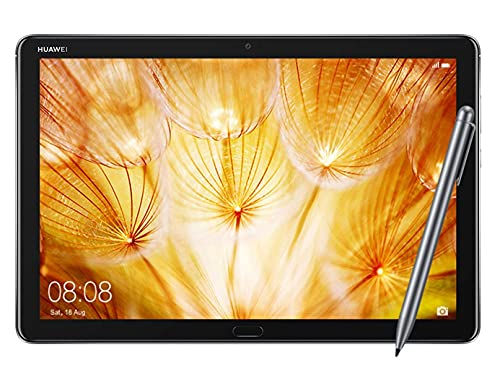 Huawei MediaPad M5 lite - 10.1 inch - WiFi Only - 3GB+32GB Quad Harman Kardon-Tuned Speakers- Space Gray