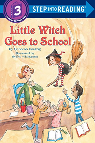 Little Witch Goes to School (Step-Into-Reading, Step 3)の詳細を見る
