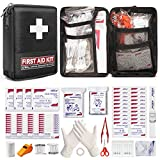 ETROL Upgrade Personal First Aid Kit (117 Piece) - Compact, Lightweight, Portable, Essential Medical...