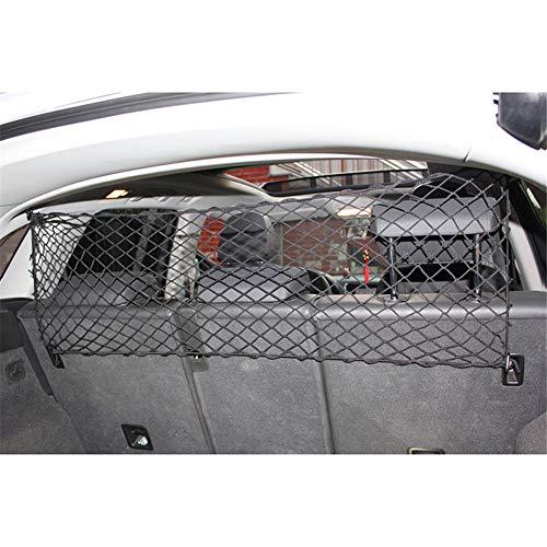 Lanbowo Red de protección para Perro, Aislante de Coche, Barrera para Mascotas, Red de Seguridad para Maletero, Suministros para Mascotas