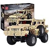FYHCY Technic Juego de construcción de vehículos Todoterreno para Paramount Marauder, Juego de construcción de Camiones Technic Offroader, 2000 Piezas de Bloques compatibles con Lego