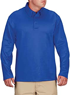 Propper Men's I.C.E Long Sleeve Regular Performance Polo Shirt