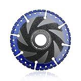 SHDIATOOL 4-1/2 Inch Metal Cutting Diamond Blade All Purpose...
