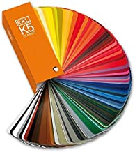RAL K5 Gloss - Colour fan deck by RAL