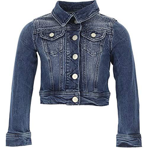 Diesel Giubbino Jeans con Perline 10A