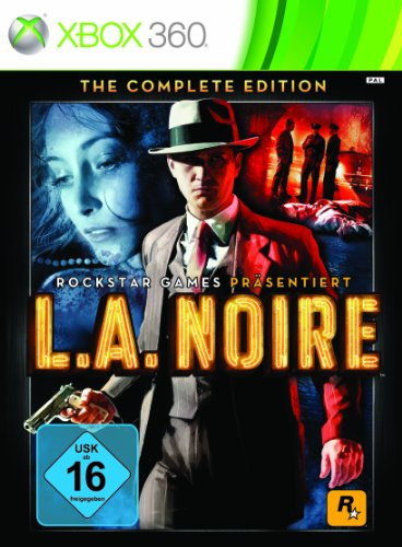L.A. Noire - The Complete Edition Uncut [Edizione: Germania]