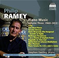 フィリップ・ラミーピアノ作品集 第3集 1960-2010