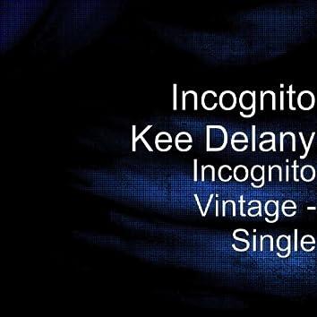Incognito Vintage - Single