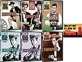 Maverick: Complete TV Series Seasons 1-5 DVD Collection with Bonus Art Card