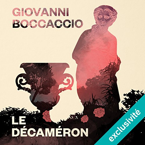 Le Décaméron audiobook cover art