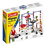 Quercetti Super Marble Run - Italian Made - 213 Pieces - for Ages