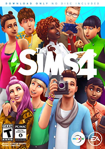 The Sims 4 Limited Edition [Online Game Code]