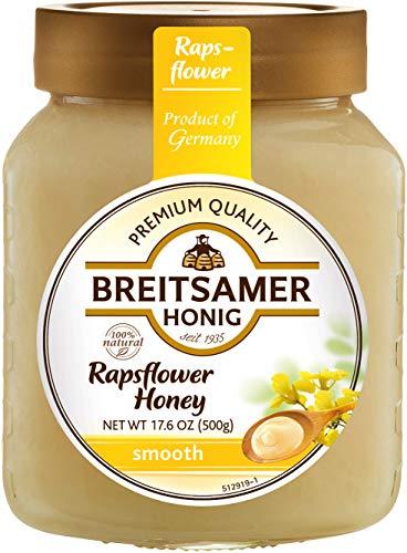 『【セット買い】ブライトザマー アカシアハニー 瓶入り 500g & クリーミーハニー (菜の花はちみつ) 500g』の5枚目の画像