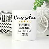 Counselor Mugs