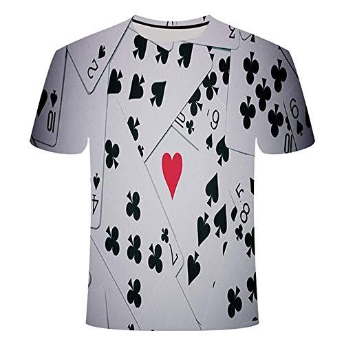 Htekgme Novelty 3D T Shirt Mannen Cans Van Bier Gedrukt Hip Hop Crewneck Korte Mouw Mannen/Vrouwen T-Shirt Tee Tops