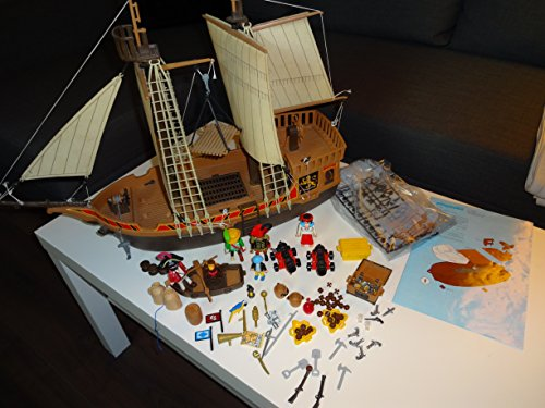 PLAYMOBIL 3750 - Piratenschiff