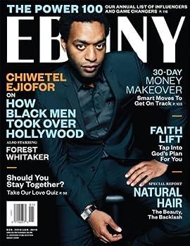 Ebony Magazine  December 2013  Power 100 - Chiwetel Ejiofor