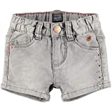 Babyface Mädchen Shorts Jogg Denim Light Grey 0108226 (104)