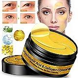 OFERTA PRECIO LANZAMIENTO NUEVA Mascara para ojos eficaz para piel MADURA Máscara para ojos de colágeno Ojos Parches Anti Edad Ojeras Contorno Ojos parche Antiarrugas bolsas patas de gallo hinchazón