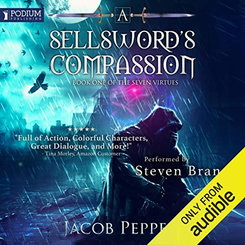 A Sellsword's Compassion cover art