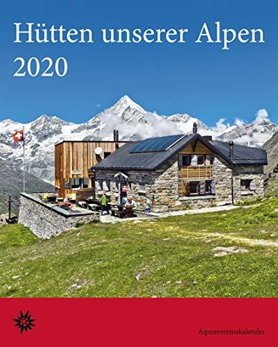 Hütten unserer Alpen 2020