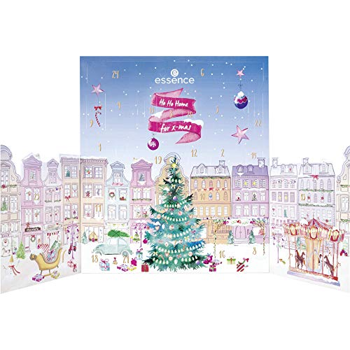 essence Ho Ho Home for x-mas Beauty Kosmetik Adventskalender 2020