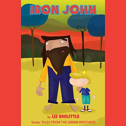 Iron John: Rhyming Book for Children audiobook cover art