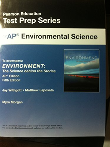 Test Prep for AP Environmental Science to accompany