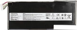 ノートパソコンのバッテリーBTY-M6K Laptop Battery Replacement for MSI Stealth Pro GS63VR 7RG 7RG-005 7RG-036CN GF63 8RD-031TH 8RC-034CZ ...